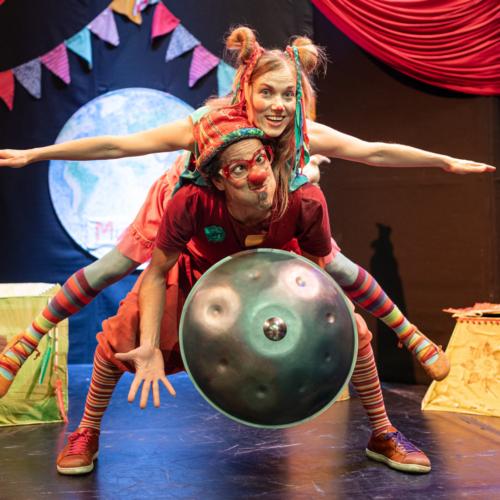 Theaterfoto Musiklarium