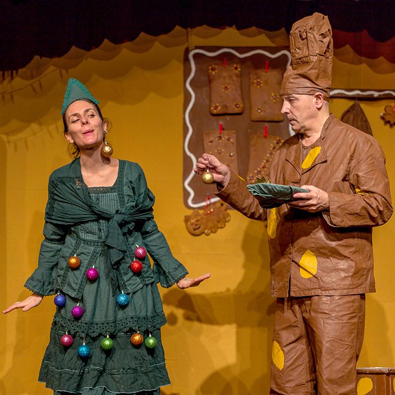 Theater: Quasi-Quasar-Theater - Das Tannenbäumchen