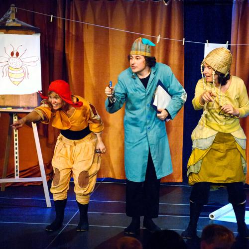 Theater: Theater Asou - Die Werkstatt der Schmetterlinge