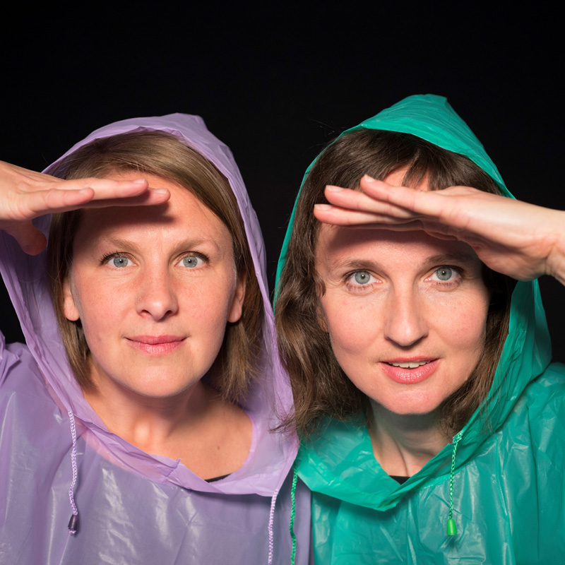 Theater: Theatertruppe Frischluft - Manntje Manntje Timpe Te